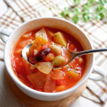 スープで温活 ダイエット